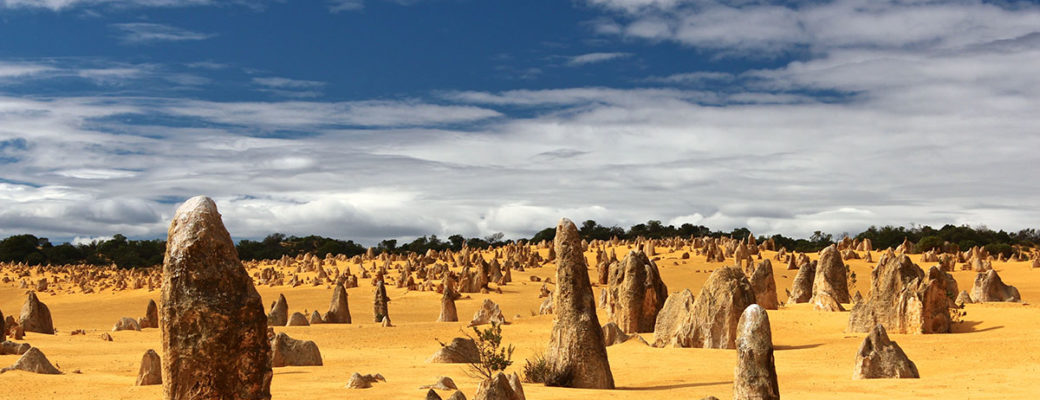 Australia Pinnacles Desert