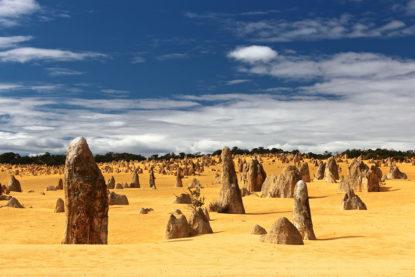 Australia Pinnacles Desert