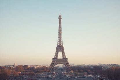 France Paris Eiffel 2