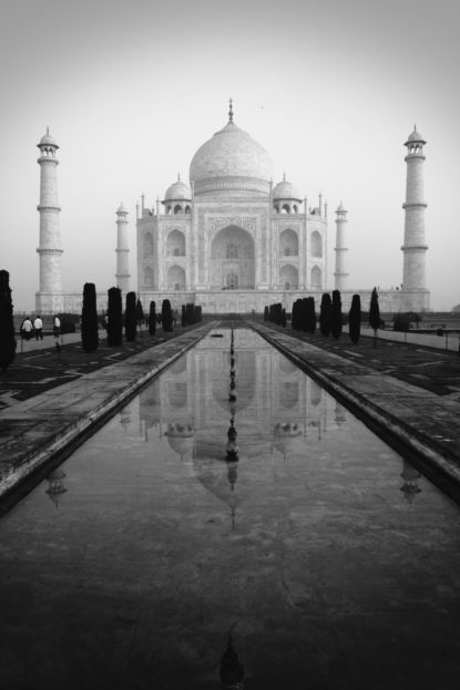 India Taj Mahal Agra 1