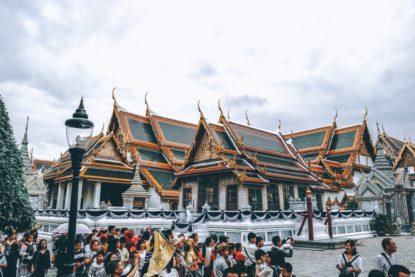 Thailand Grand Palace Bangkok