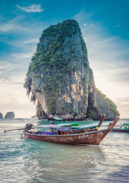 Thailand Railay Beach Krabi