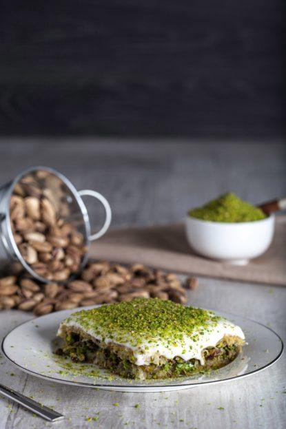 Turkey Pistachio Dessert