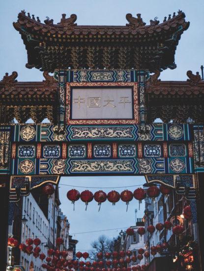 Uk Chinatown London 1