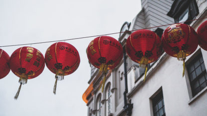 Uk Chinatown London 2