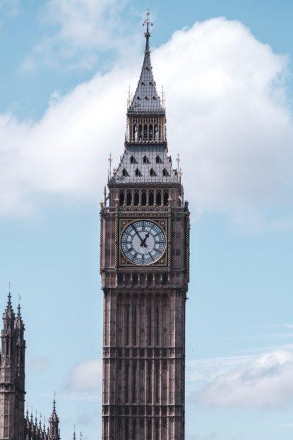 Uk London Big Ben 1