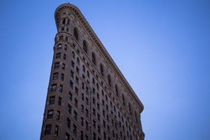 Usa New York Flatiron Building