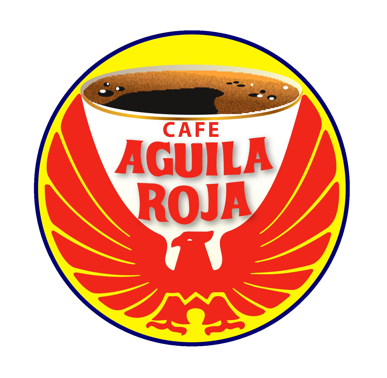 Logo Cafe Aguila Roja Clientes 04